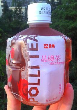 泰山-晶磚茶(玫瑰)