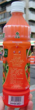 久津-波蜜-βCE果菜汁