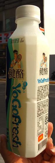 金車-健酪乳酸飲料