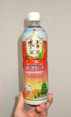統一-麥香-嚴選-嚴選紅茶(2008聖誕版)