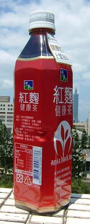 名牌-悅氏-紅麴健康茶