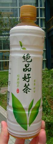 味全-絕品好茶-經典綠茶(無糖)