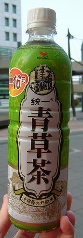 統一-古早味-青草茶