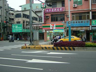 統一超商舊社門市