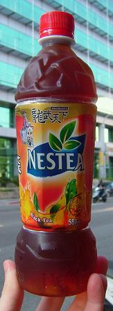 可口可樂-雀巢-紅茶(霹靂龍武天下)