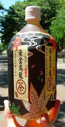 名牌-悅氏-黃金烏龍茶(1公升)