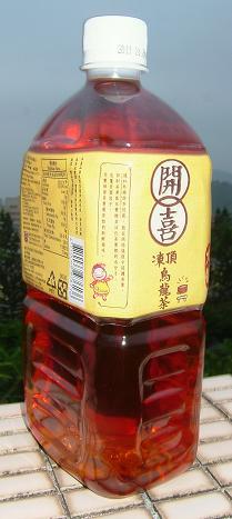 德記洋行-開喜-凍頂烏龍茶(有糖)(一公升)